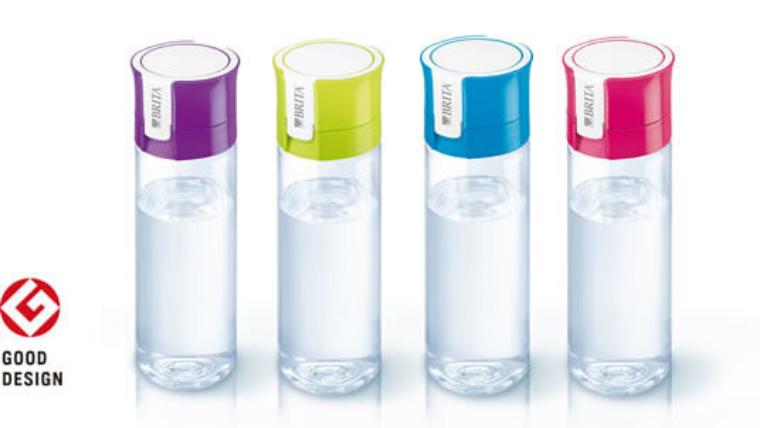 ブリタの浄水機能つき水筒「fill and go」シリーズを紹介!【1人暮らし大学生におすすめ】